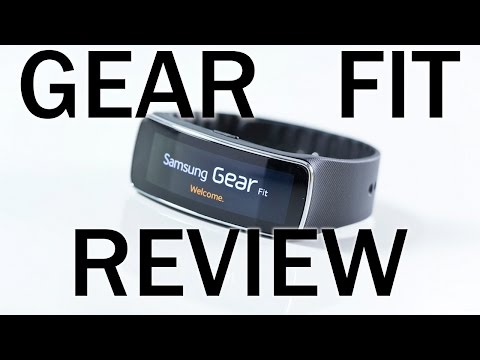 SAMSUNG GEAR FIT - IS IT THE RIGHT SMART WATCH FOR YOU?