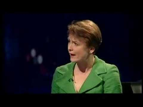 Gordon Brown 10p tax U-turn: Yvette Cooper on Newsnight