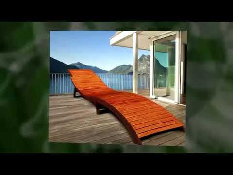 Arredo giardino: illuminazione, decorazione e mobili da esterno con i suoni della natura