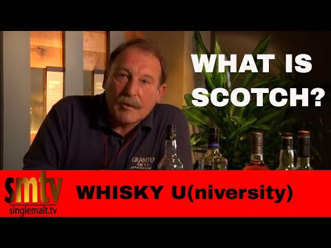 Whisky U - What is Scotch? klip izle