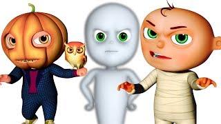Zool Babies Halloween Episode (SINGLE) | Videogyan Kids Shows | Cartoon Animation For Children