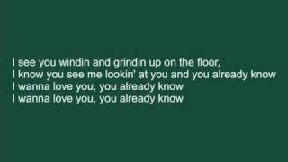 Akon - I wanna love you with lyrics