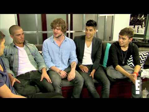 The Wanted Sounds Off on The Biebs on E!