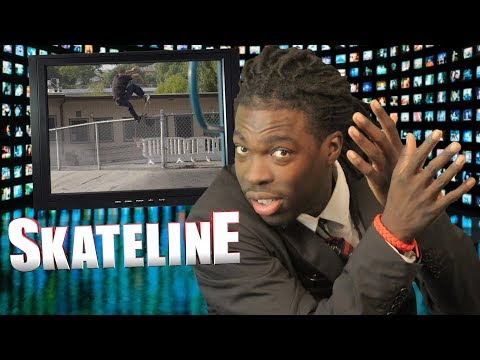 SKATELINE - Chris Joslin, Olympic Skateboarding, Mason Silva, Nyjah Huston, Jagger Eaton