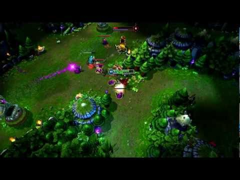 League of Legends - Lulu Patch Preview Music Videos