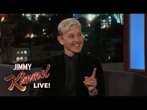 Ellen DeGeneres Loves Giving Things Away