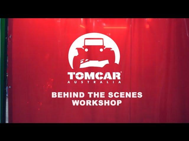 Behind the scenes: Day 1 Workshop