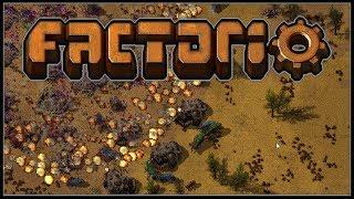 Factorio Recursion #24 - 100 Nukes (0.15   Factorissimo Mod)
