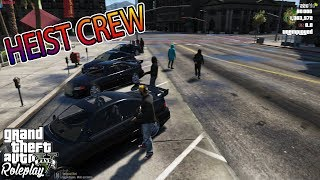 GETTING THE CREW TOGETHER | TESTING HEIST CARS | WILD SIDE RP