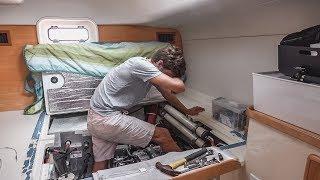 Epic Encounters & Endless Repairs - The Yin & Yang of Boat Life    Sailing Bora Bora