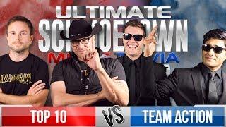 Top 10 VS Team Action - Ultimate Schmoedown Team Tournament Semi-Finals