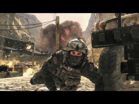 Call of Duty: Modern warfare 2 Infamy Official Trailer 720P (HD)