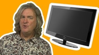 How do plasma TVs work? I James May Q&A I Head Squeeze