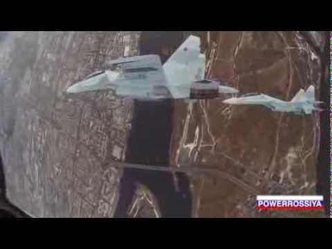 Winter Is Coming - The Russian Air Force 2015