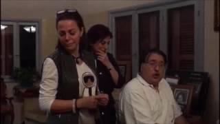 Antoine Al Safi with Suzan Najm Aldeen