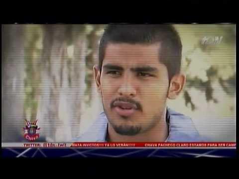 Reportaje de Chapis con Miguel Angel Ponce en Zona Chiva de TDN. 12 de Marzo de 2013