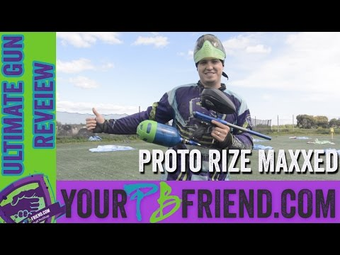 Proto Rize Maxxed - The Ultimate Gun Review