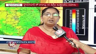 Temperature Levels To Increase Across Telangana | Weather Report