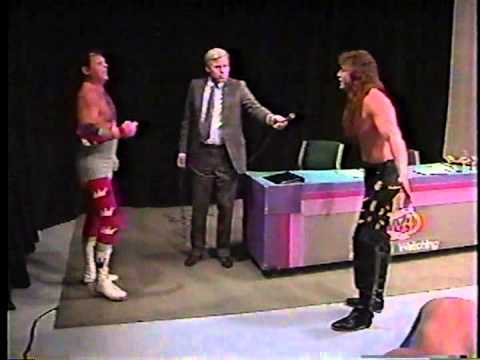 Jerry Lawler vs. Ben Jordan turns into bloody beatdown of Chris Champion