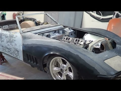 1969 Corvette Alloway's Hot Rod Shop Build - Part 1