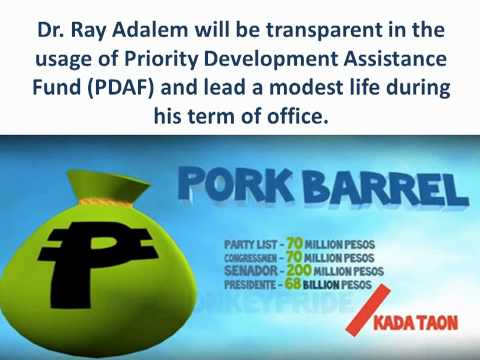 Dr. Ernesto Ray Adalem for Representative of Caloocan