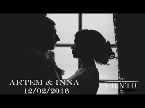 Wedding Day Artem & Inna  12/02/2016