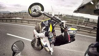 We all have the same passion | Husqvarna 701 Rideout | David Bost