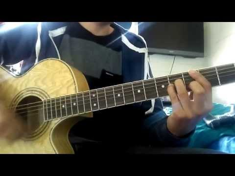 Declaración de fe guitarra, Coros Unidos, Jotabeche 40