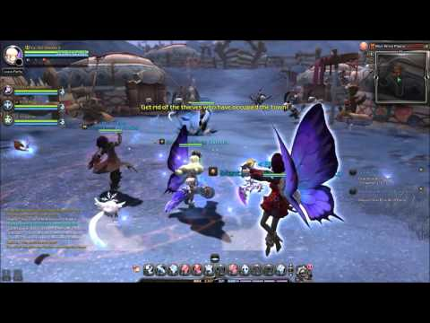 Dragon Nest Europe - Lv 90 Daily Quest [Shooting Star]