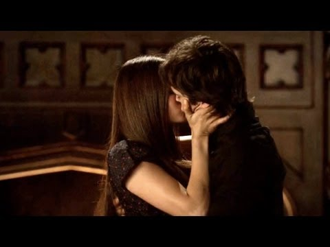 Elena and Damon's sex scene without interruptions (The Vampire Diaries)
