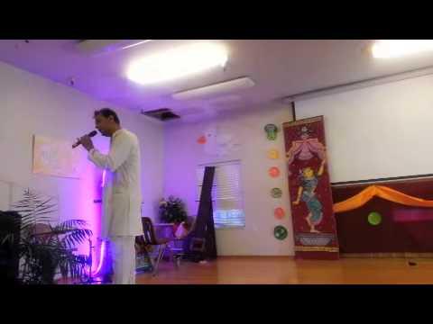 2014 - Tora Man Darpan kehlaye  - Live in Fremont Temple Saraswati...