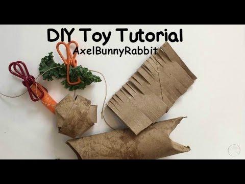 Diy Bunny Toys Diy/homemade Bunny Toy