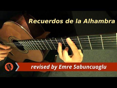 Recuerdos de la Alhambra - Francisco Tárrega