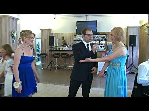 Конкурс на свадьбе - Битва блондинок