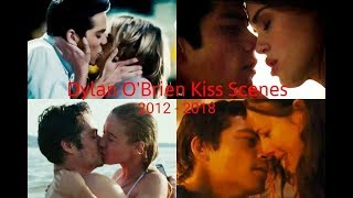 All Dylan O'Brien Kiss Scenes (2012 - 18)
