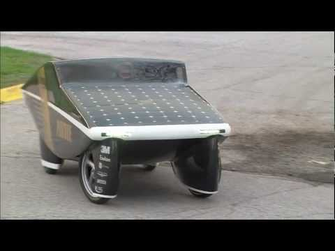 Boiler Bytes: Purdue students build street-legal solar powered car for EcoMarathon