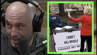 "Joe Rogan on the ""Jeffrey Epstein Didn't Kill Himself"" Meme"