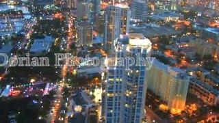 St. Petersburg Florida Aerial Video