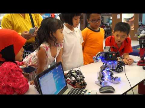 Batu Pahat Johor Malaysia Master Mind Educational International Youth Robotics Competition v001
