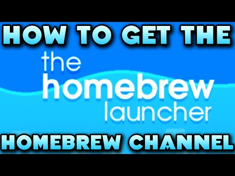 HOW TO GET THE HOMEBREW CHANNEL - Homebrew Channel Tutorial - Tubehax Homebrew Launcher