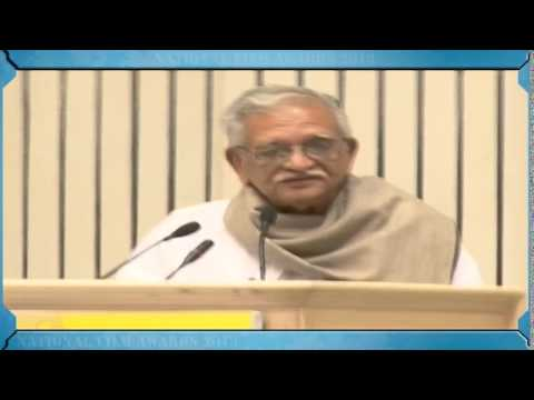 Veteran Lyricist & Director Gulzar's address at 61st National Film Awards