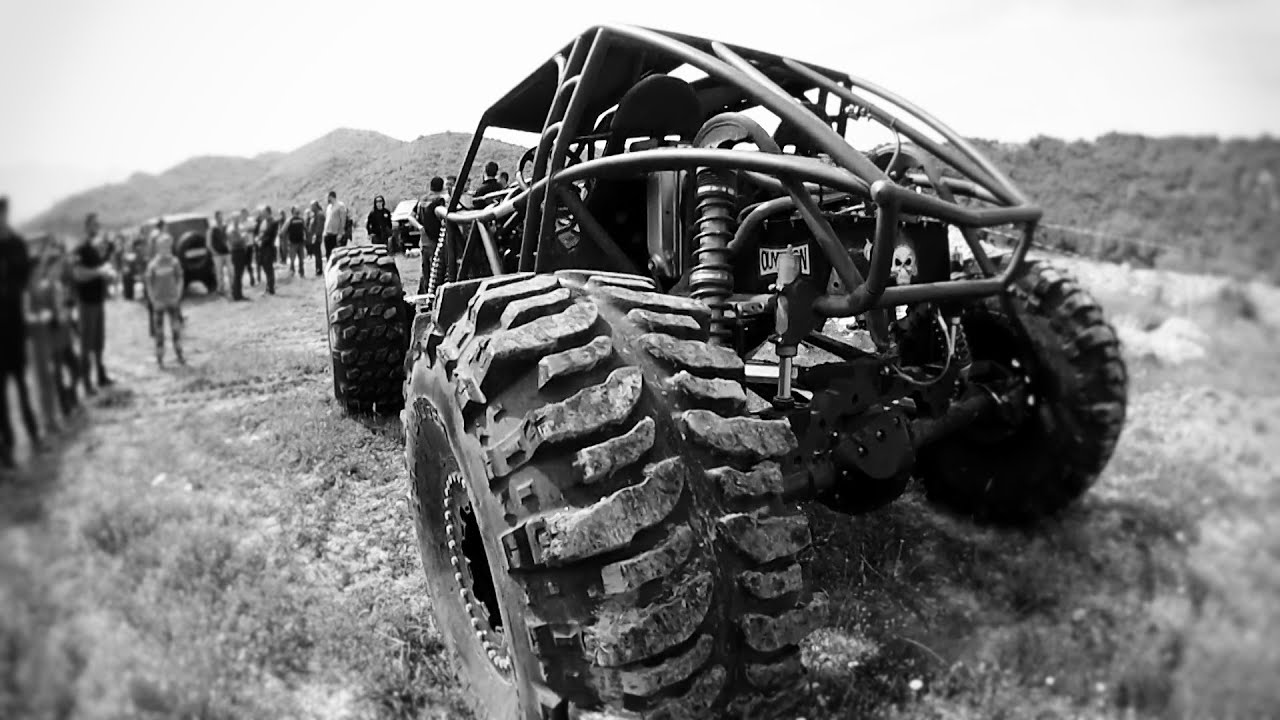 4x4 Off Road Rock Crawler Buggy Youtube