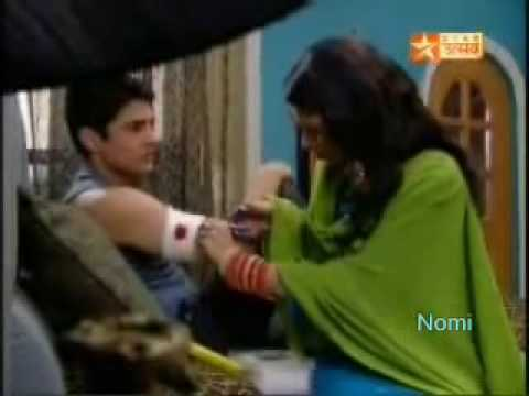 Kashish Bandage Sujal's Wound video