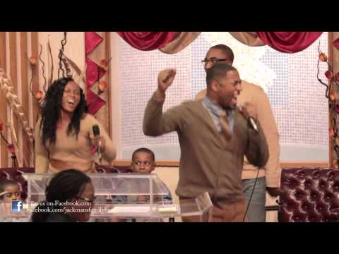 My God Is Good Oh (double Double) Jackmans Family Band video