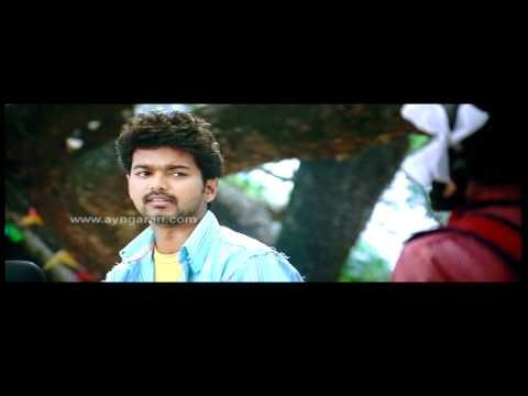 Super Hit Vijay And Santhanam Comedy From Azhagiya Tamil Magan Ayngaran Hd Quality video