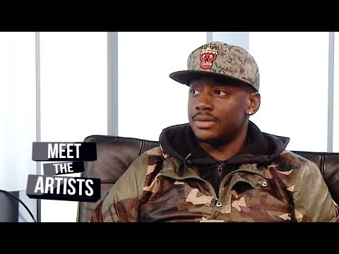 C4 | Meet The Artists - Talks signing to Universal, creating his new sound, becoming a man & more