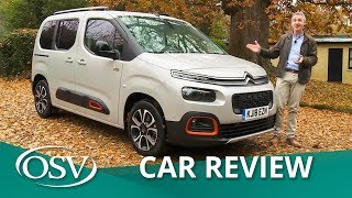 Citroen Berlingo 2019 - Is the third generation worth the upgrade?