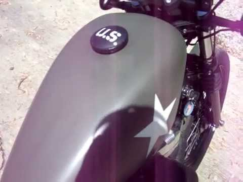 2008 Harley Davidson Sportster Nightster Video