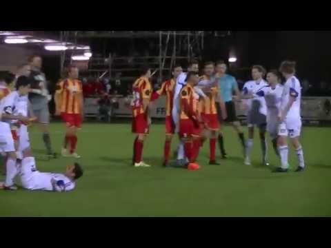 FFA Cup Melee Oakleigh Cannons vs  Metro Stars