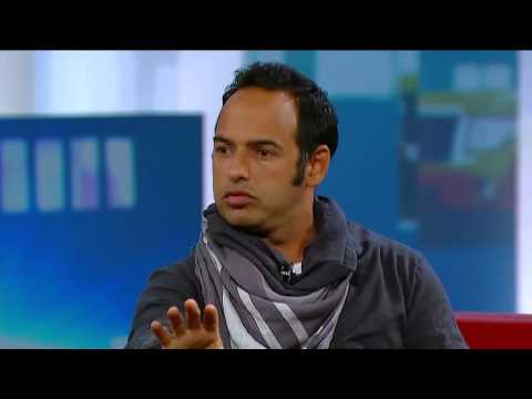 Shaun Majumder On George Stroumboulopoulos Tonight: INTERVIEW